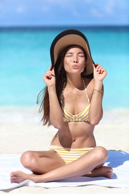 Sun Damage Prevention