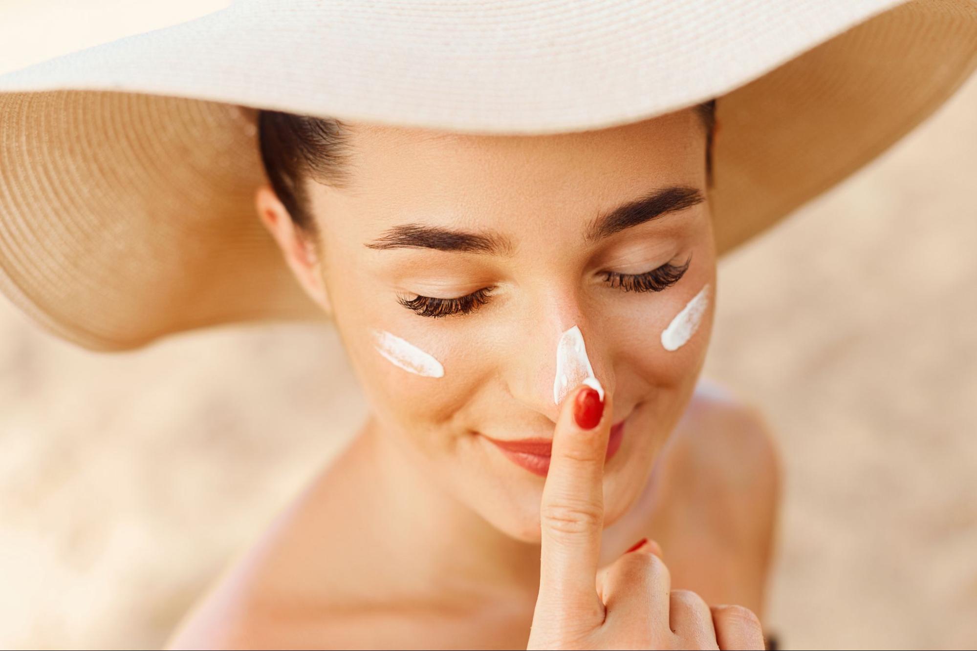 summertime skin tips