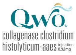 Qwo Collagenase Clostridium Histolyticum-aaes Injection 0.92mg