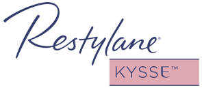 Restylane KYSSE Cosmetic Fillers Logo