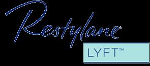 Restylane LYFT Cosmetic Fillers Logo