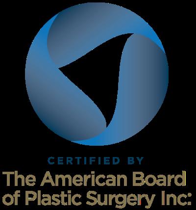 American Board of Plastic Surgery Certified Logo